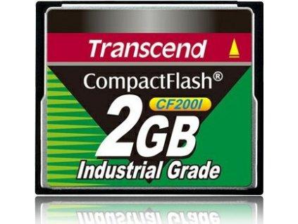 Transcend CF 2GB 200x Industrial (TS2GCF200I)