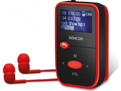Sencor SFP 4408 RD 8GB