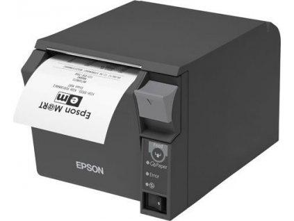 Epson TM-T70II černá USB/Ethernet