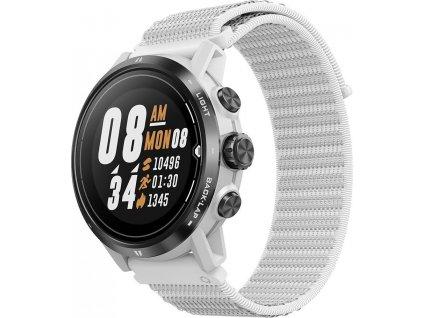 Coros Apex Pro Premium GPS Multisport Watch - bílé