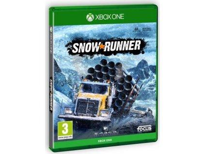 Xbox One - SnowRunner