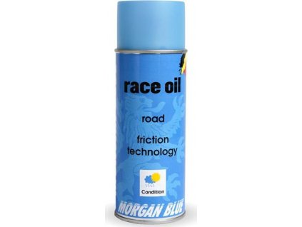 Morgan Blue - Race oil road - friction technology Road - 400ml