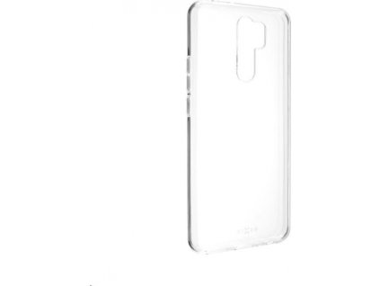 TPU gelové pouzdro FIXED pro Xiaomi Redmi 9, čiré