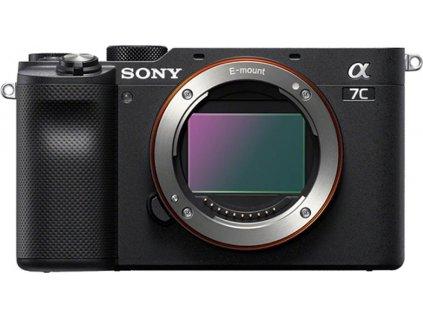 Sony Alpha 7 C (A7C) tělo, černá
