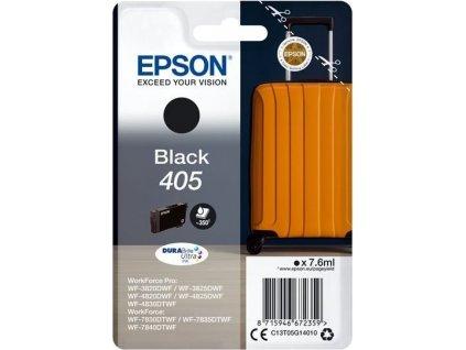 Epson 405 - černá - originál - inkoustová cartridge