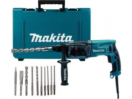 Makita HR2470X16 Kombinované kladivo s příslušenstvím