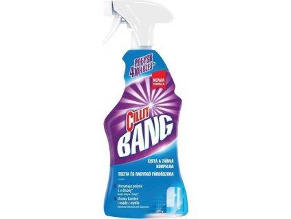 CILLIT BANG čisticí sprej do koupelny 750 ml