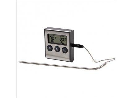 Xavax digitální teploměr pro potraviny, senzor na kabelu (111381)