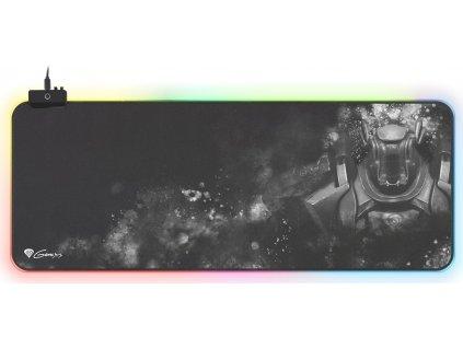 Herní podložka s podsvícením NATEC GENESIS Boron 500 XXL, 80x30cm