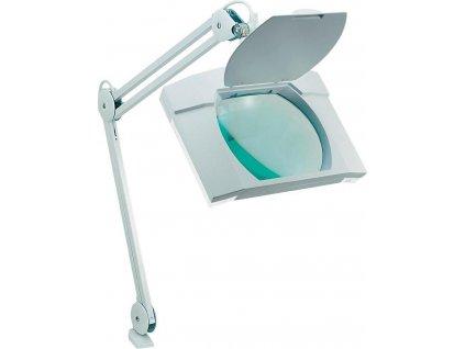 Stolní lupa s osvětlením Toolcraft, 2x 9 W, 3D