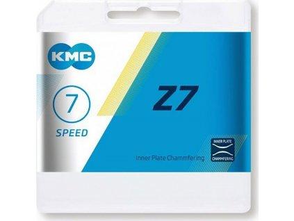 KMC Z7 - 6/7 rychlostí - čep - 114 článků