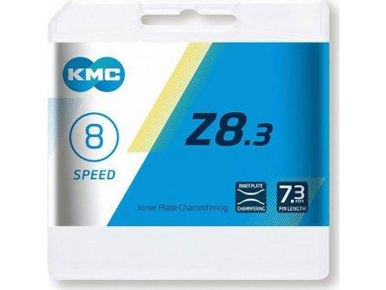 KMC Z8 EPT - 6/7/8 rychlostí - spojka - 114 článků