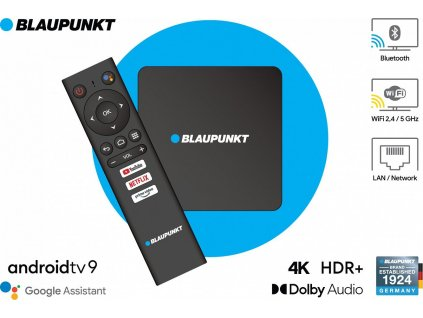 Blaupunkt B-Stream Box Android TV