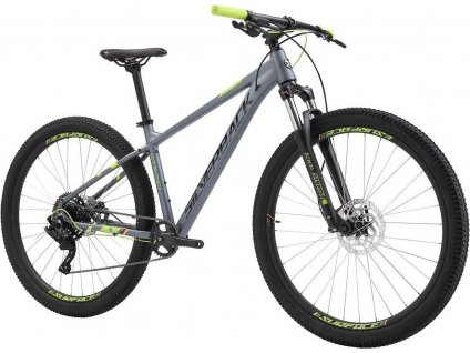 "SILVERBACK 2021 Stride Comp - Smoke grey/Lime - 15""/S"