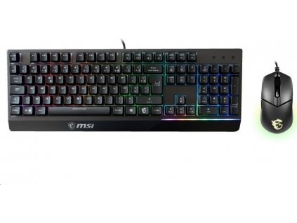 MSI Vigor GK30 COMBO, set klávesnice a myši