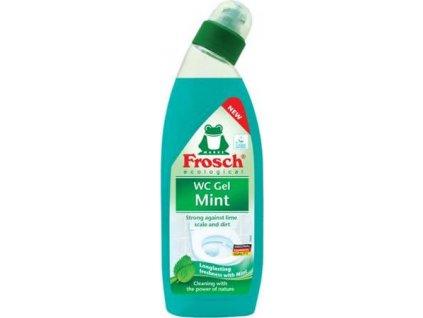 Frosch WC gel Máta (EKO, 750ml)