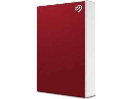 Seagate One Touch HDD 4TB, červená