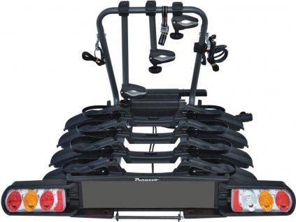 Nosič na tažné Peruzzo PURE INSTINCT na tažné zařízení, pro 4 kola