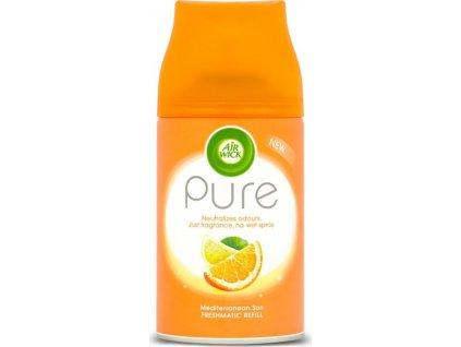 Air Wick Aut.Spray náplň Pure Středomořské slunce 250 ml