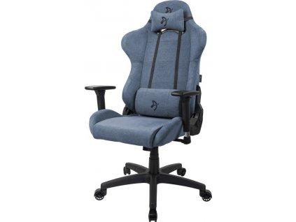 Arozzi Torretta Soft Fabric, modrá