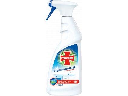 Lysoform dezinfekční čistič kuchyně 750ml