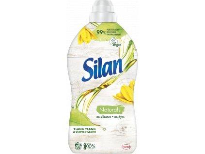Silan aviváž Naturals Ylang Ylang & Vetiver 1,45l (58 praní)