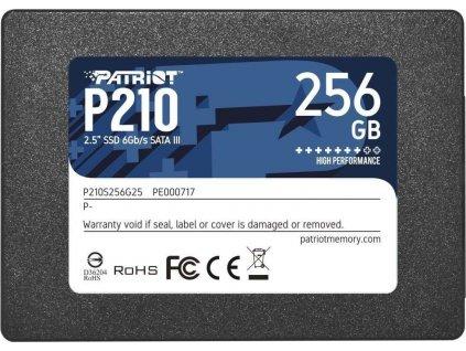 "Patriot P210 256GB 2.5"" SATA3 SSD"