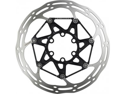 SRAM Centerline 2P 180mm black - 6 děr