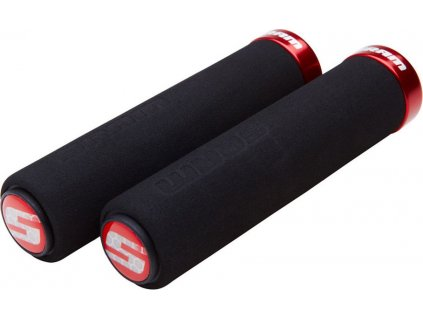 Sram Ergo pěnové - red LockRing 129mm