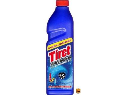 TIRET 1000 ml - čistič odpadů