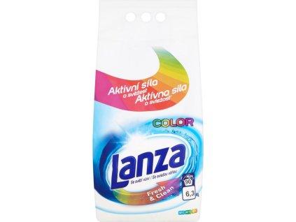 Lanza Fresh&Clean na barevné prádlo 6,3 kg / 90 pracích dávek