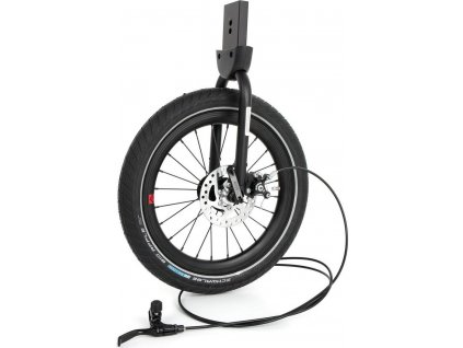 Hamax Outback ONE - jogger Kit - sportovní set včetně brzdy a lanka