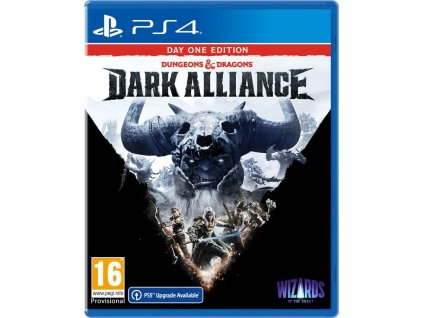 PS4 - Dungeons & Dragons Dark Alliance Day One Edition