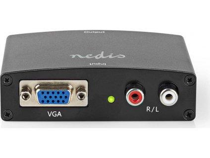 Nedis převodník VGA na HDMI