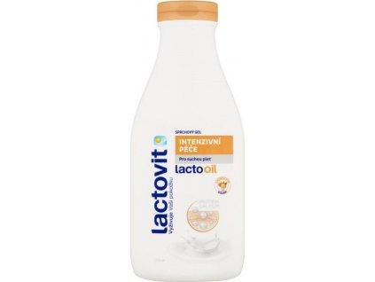 Lactovit LACTOOIL Sprchový gel Intenzivní péče 500ml