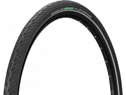 Schwalbe plášť Energizer Plus 40-622 Addix E černá+reflexní pruh