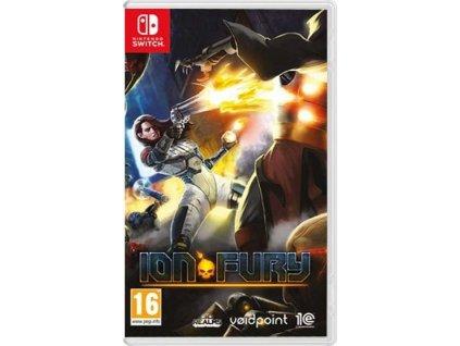 Switch - Ion Fury
