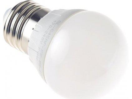 GREEN LIGHTS LED E27 SMD2358 6W AP teplá bílá, mléčné sklo