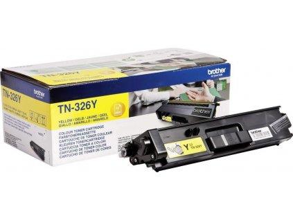 Brother toner TN-326Y, yellow - originální