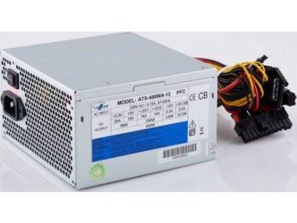 Eurocase ATX 450W APFC 12cm fan