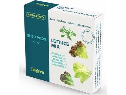 Tregren Salátový mix (kapsle se semeny, 4 ks)