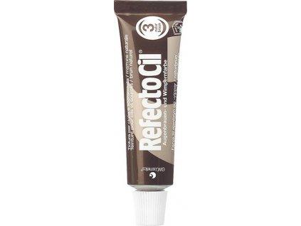 RefectoCil Eyelash And Eyebrow Tint 15ml - 3 Natural Brown