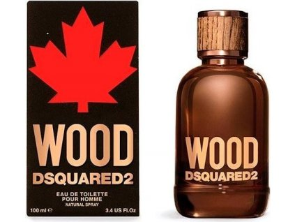 Dsquared2 Wood Pour Homme EdT 100ml