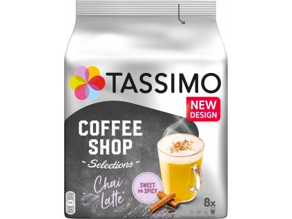 Tassimo Chai Latte 8 nápojů
