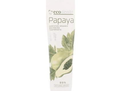 Ecodenta Papaya Whitening Toothpaste U 100ml