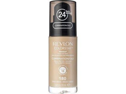 Revlon Colorstay Makeup Combination Oily Skin 30ml 180 Sand Beige