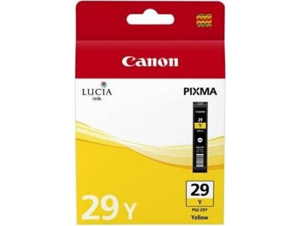 Canon PGI-29 Y