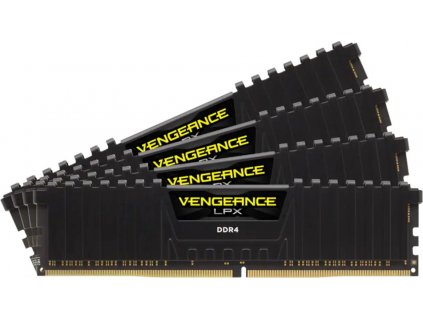Corsair Vengeance LPX DDR4 32GB (4x8GB) 4000MHz CL19 Black
