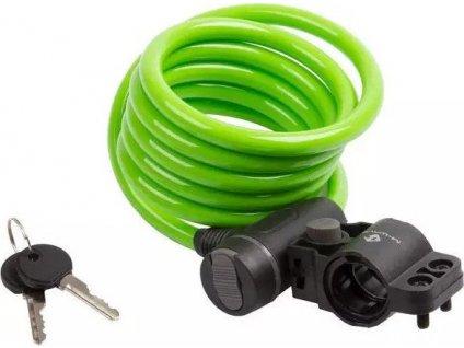 M-WAVE S 10.18 spiral - green