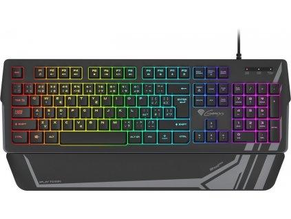 GENESIS NKG-1728 Herní klávesnice GENESIS RHOD 350 RGB